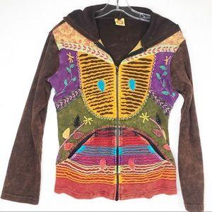 Karma Circle Sweatshirt